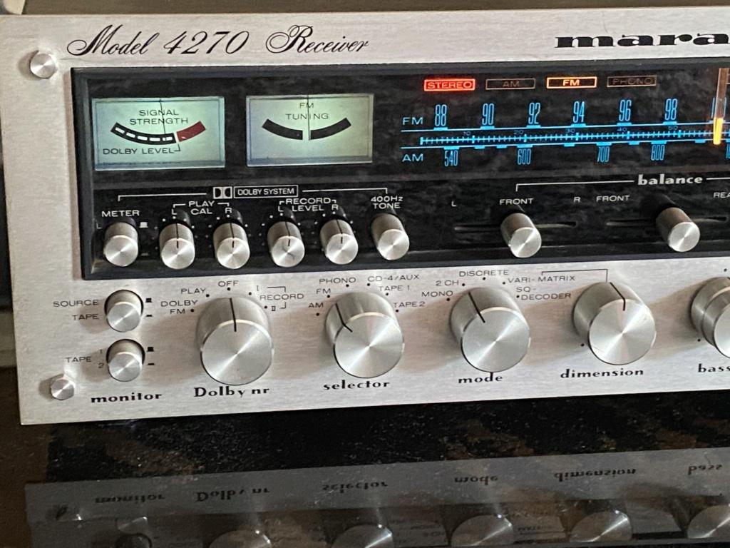 Marantz 4270 Quadra phonic receiver amplifier  35144e10