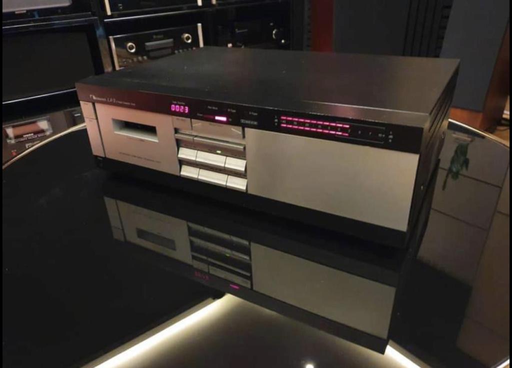 Nakamichi LX-3 cassette deck 39d6a510