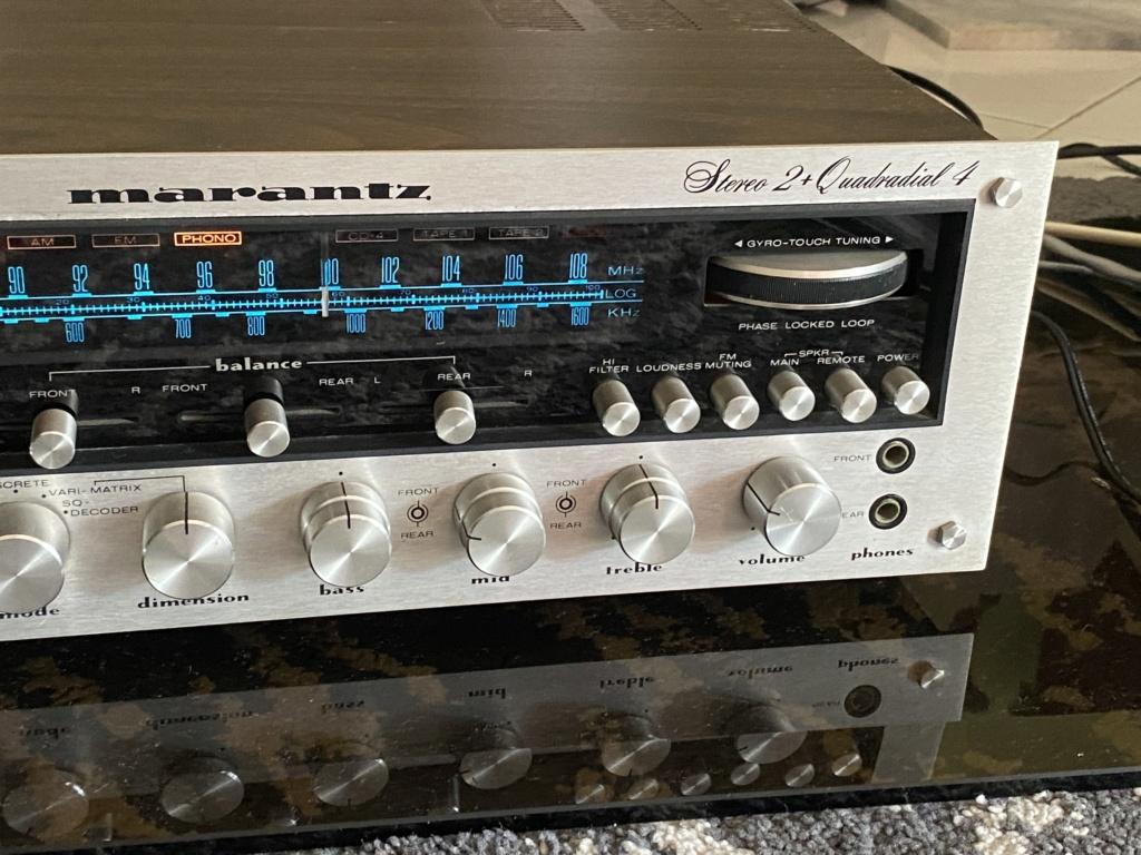 Marantz 4270 Quadra phonic receiver amplifier  3c3a6110