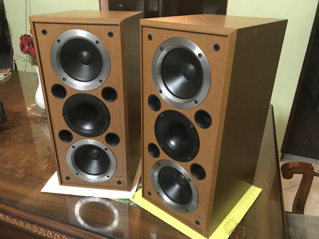Pioneer SLH 3/TAD TSM 300 studio monitor  3d253b10