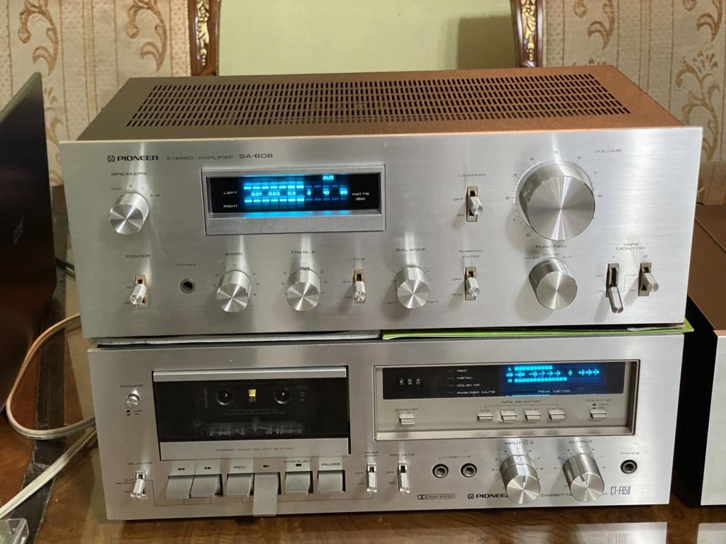 Blue line pioneer amp deck n sansui Eq hiend  40a29b10