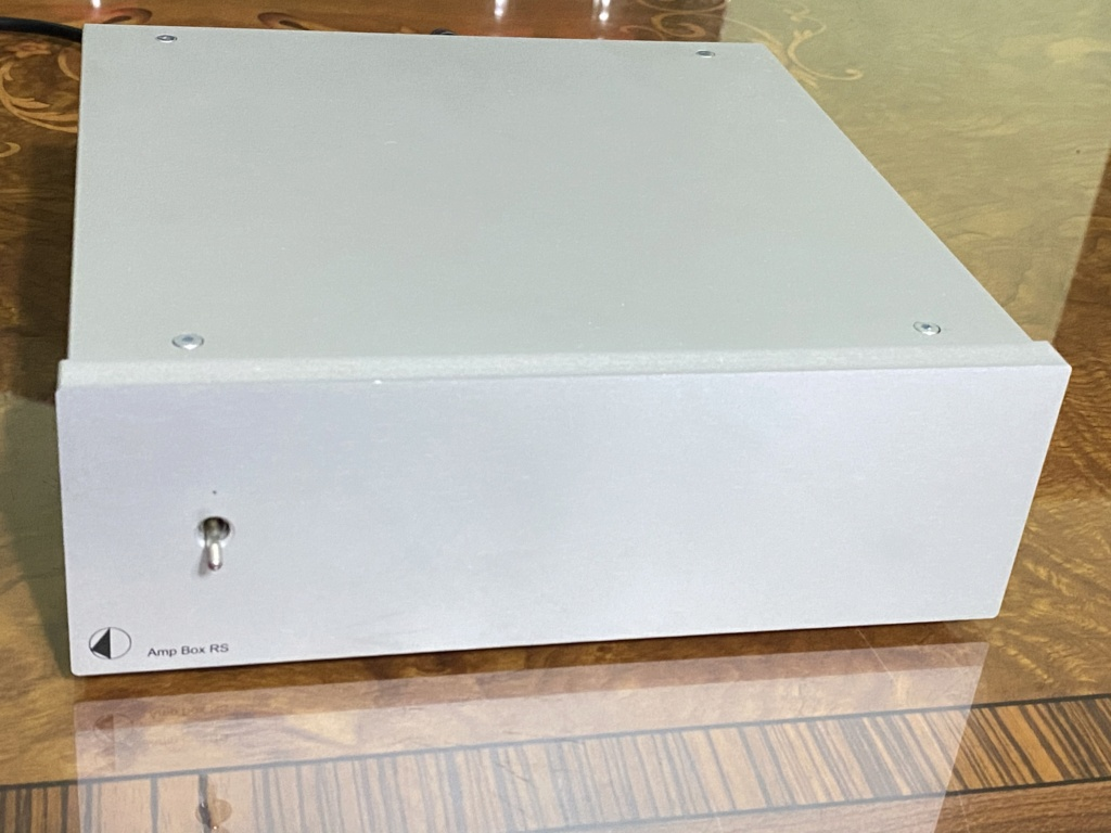 Project Amp Box RS hiend power amp 46e53c10