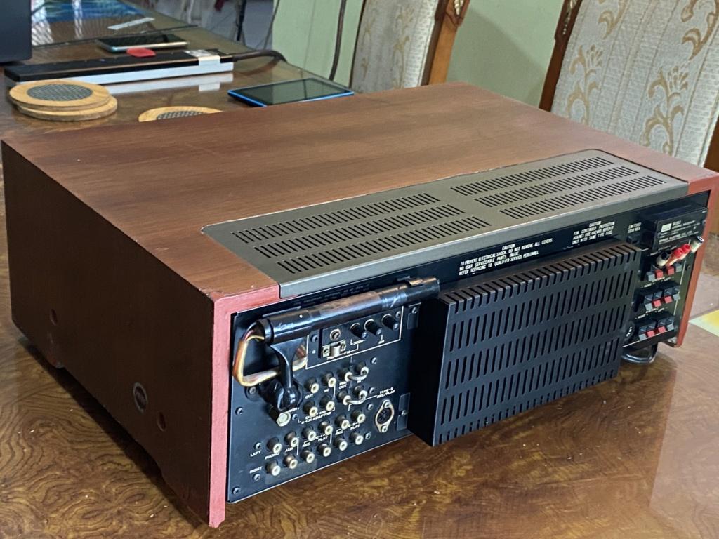 Sansui 9090 monster Receiver amp 4c813510
