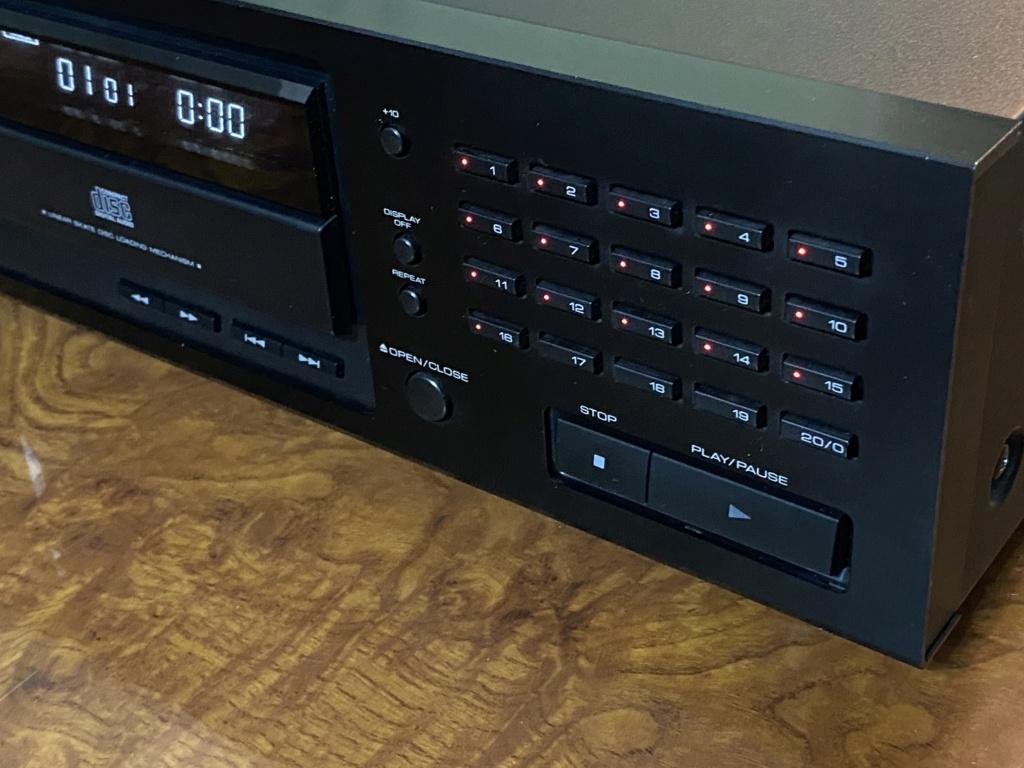 Sold Kenwood DP-7020 audiophile CD player 50812210