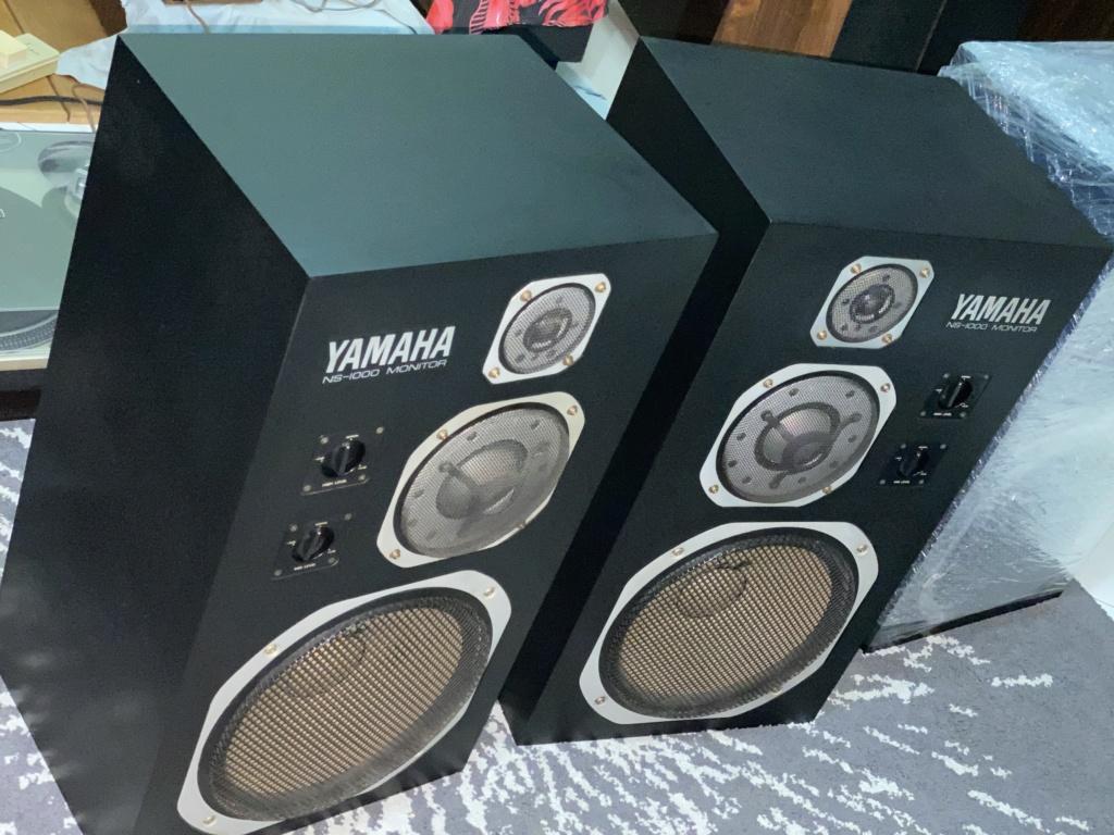 Yamaha NS1000M studio monitor speakers  5d301110