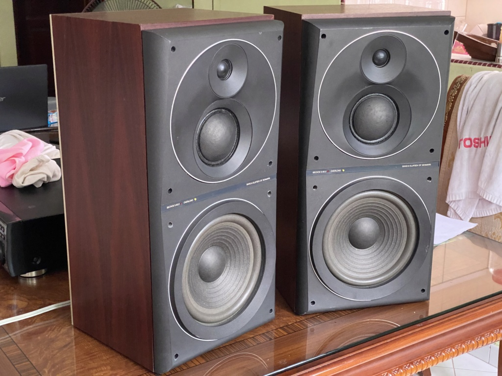 sold B&O Beovox  speakers 60127a10