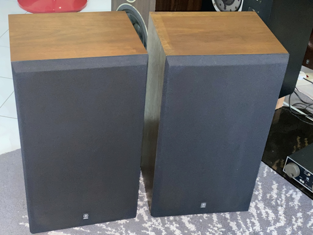 Yamaha NS-690iii hiend speakers  6518a510