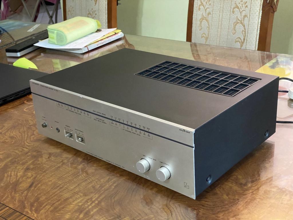 Luxman M-120A power amplifier  67730210