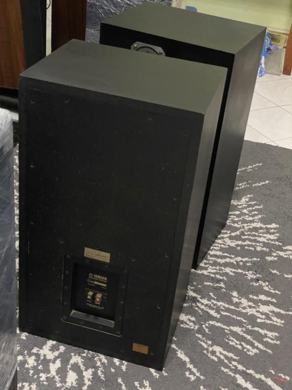 Yamaha NS1000M studio monitor speakers  6787c010