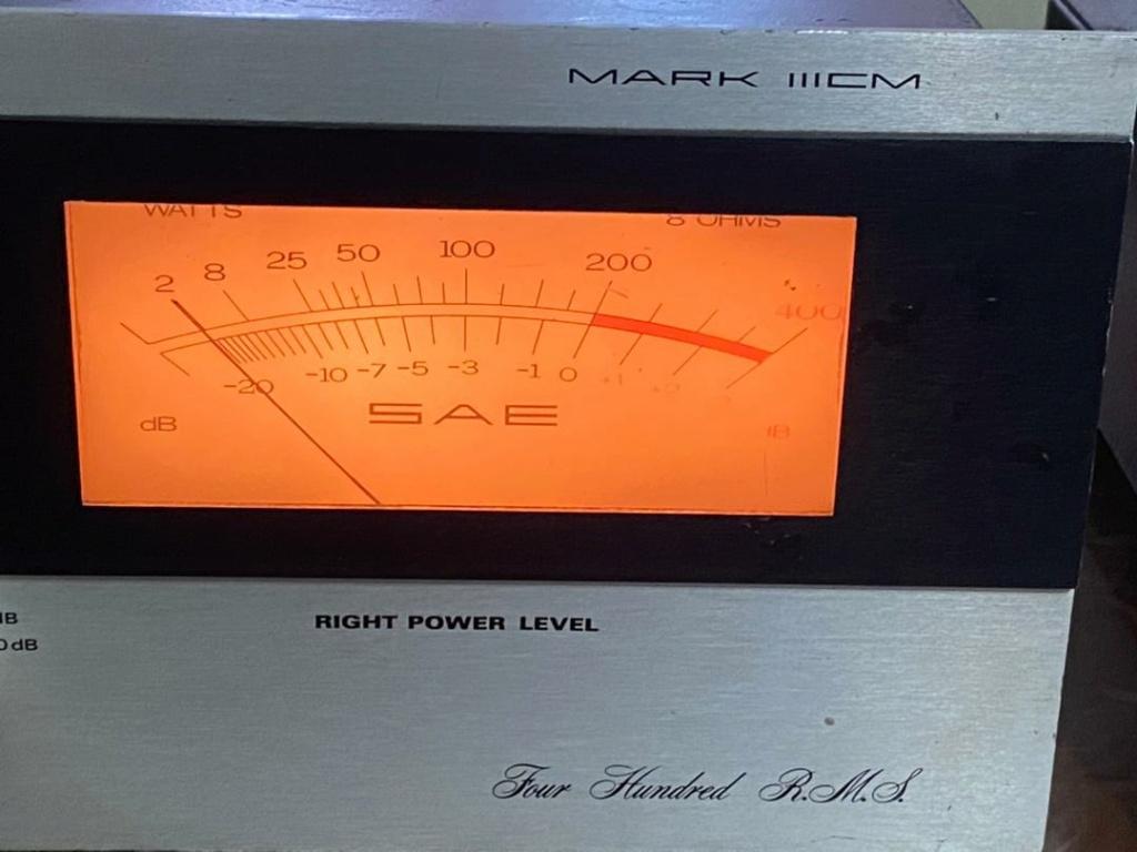 SAE mark iii CM Poweranp 200wats 6cc2d110