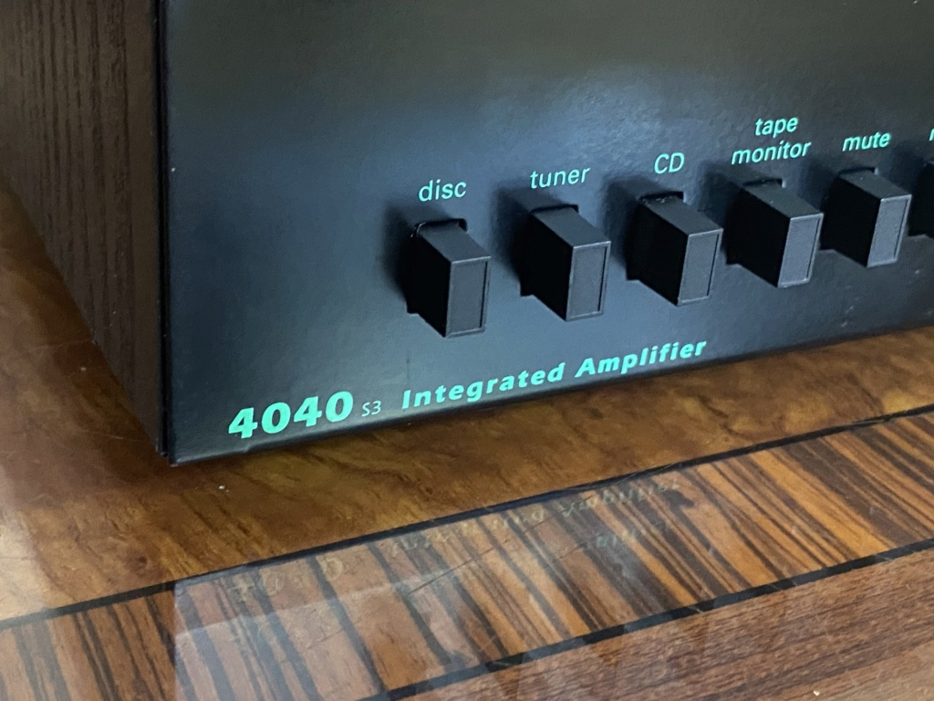 Creek 4040 S3 integrated Amplifier SOLD 7b332e10