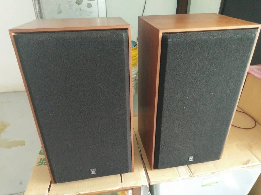 Yamaha ns-650 vintage speakers  802c9110
