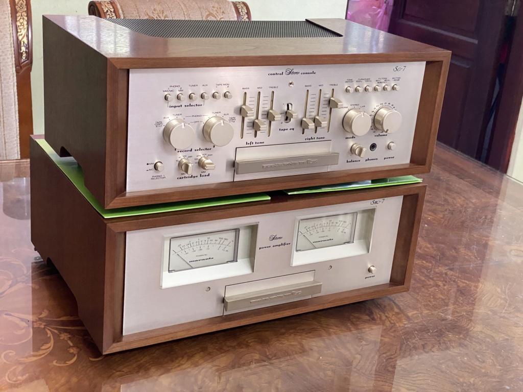 Marantz pre sc-7 n power sm-7 Mint condition  89ce0d10