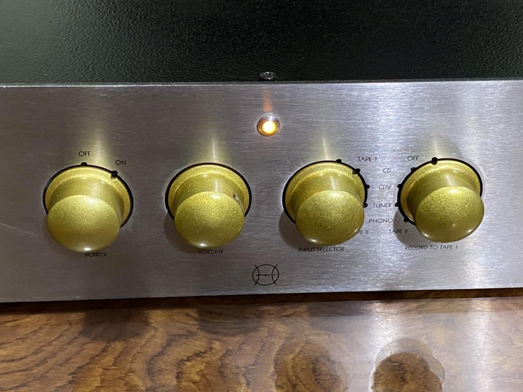 Alchemist APD15A integrated amplifier  8b80e510