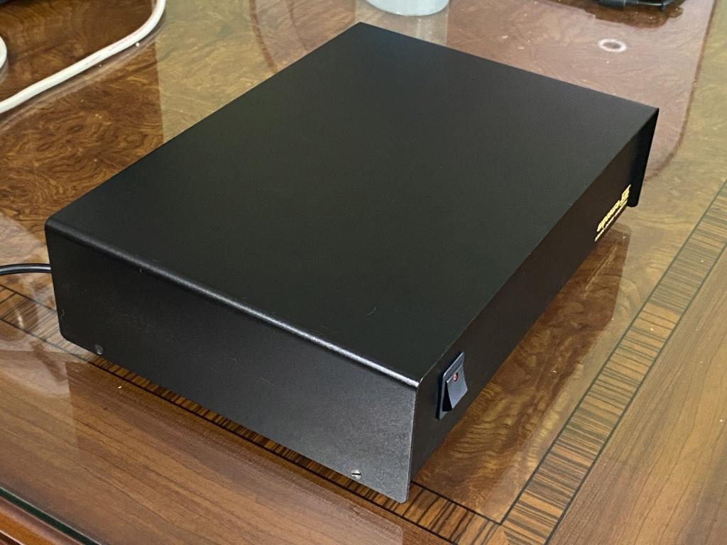 Vintage exposure Viii power amplifier  91546b10