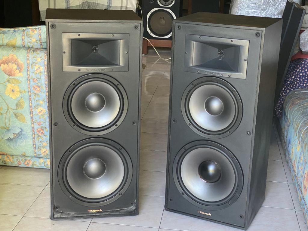 Vintage Klipsch KG 5.2 speakers  93582110