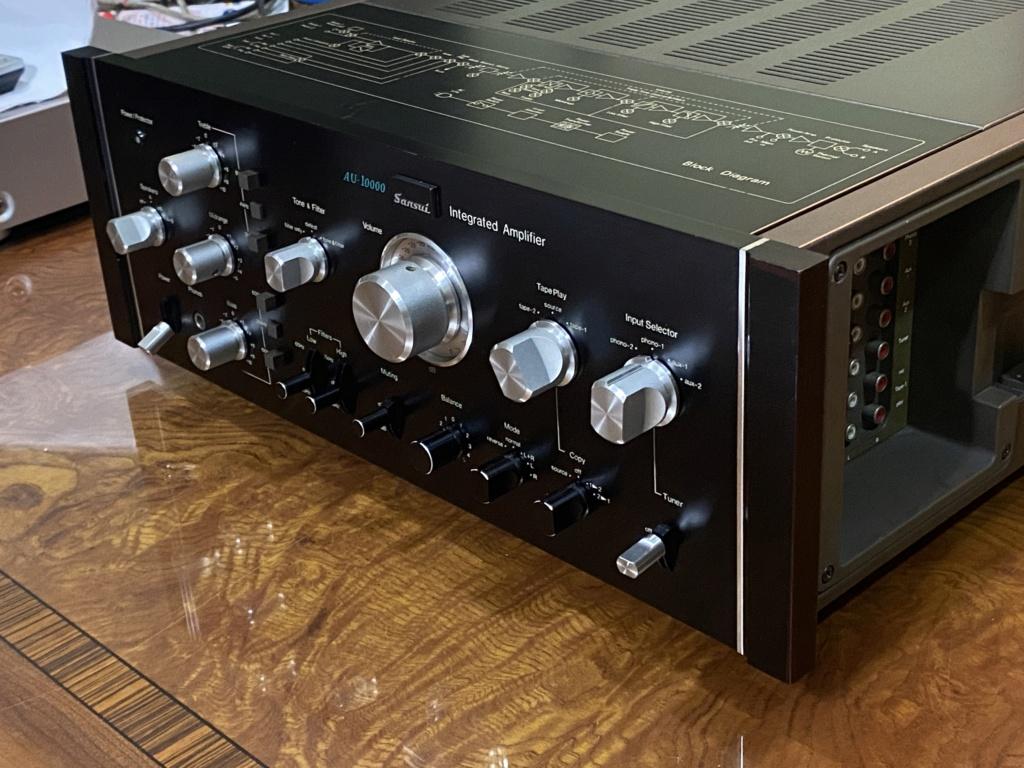 Sansui Au-10000 integrated amplifier   95ba9110