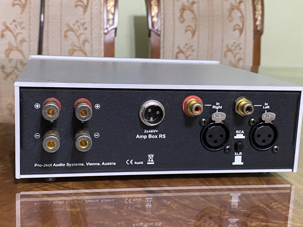 Project Amp Box RS hiend power amp 97645d10