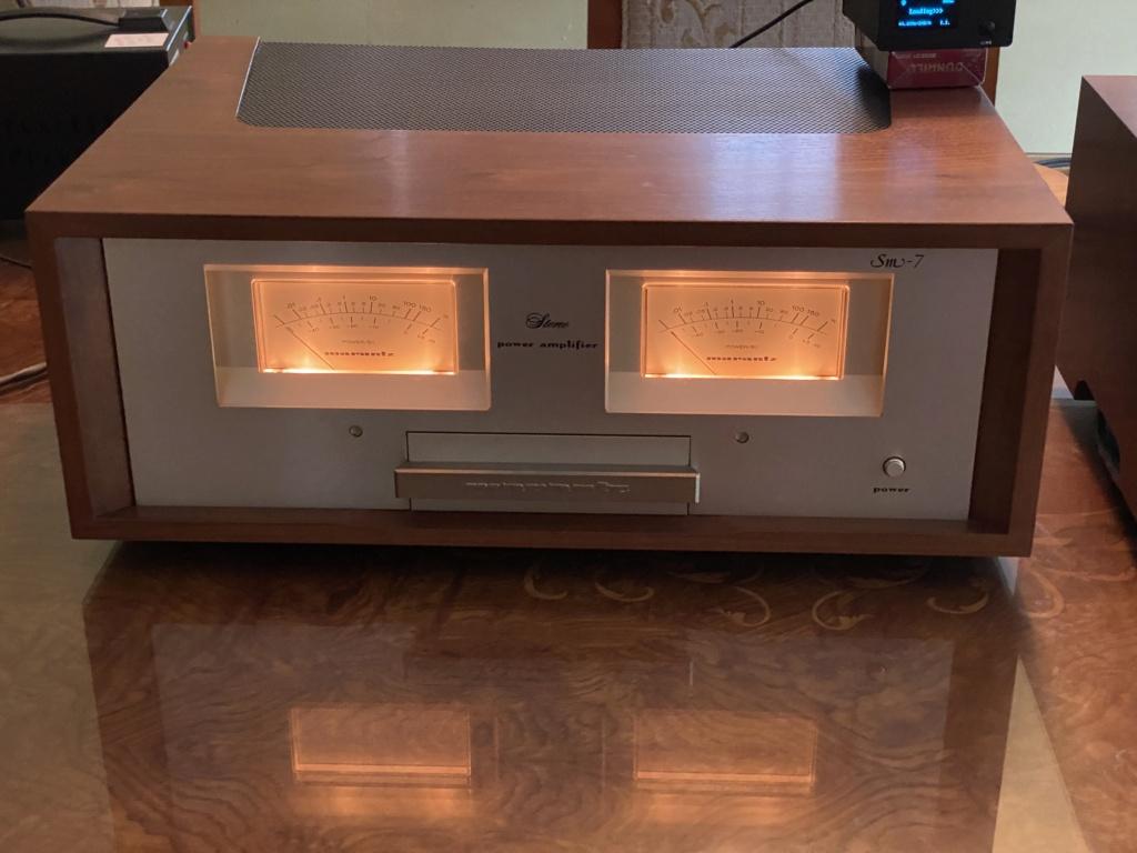 Marantz pre sc-7 n power sm-7 Mint condition  9db38a10