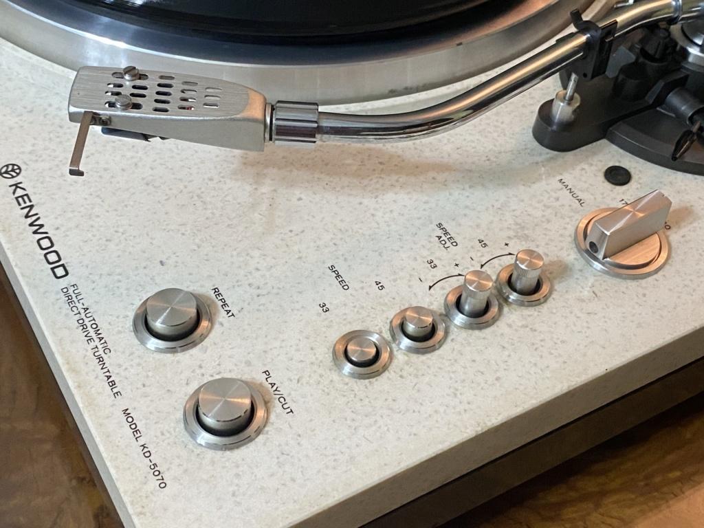 Kenwood KD-5070 granite platter TT 9eda0810