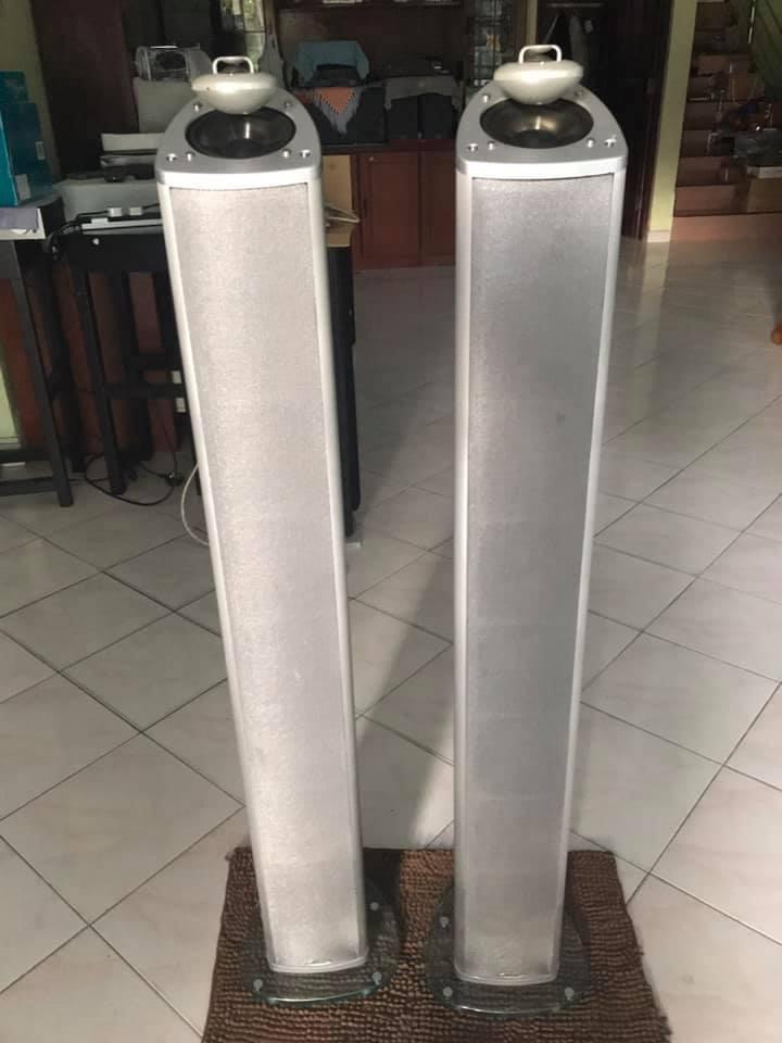 Mirage omnisat v2 F/S speakers  A27b8f10