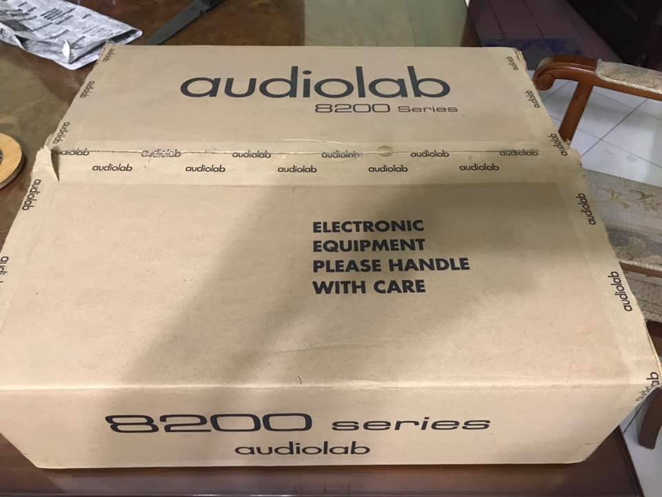 Audiolab 8200CD OLED CD Player new cont A8310