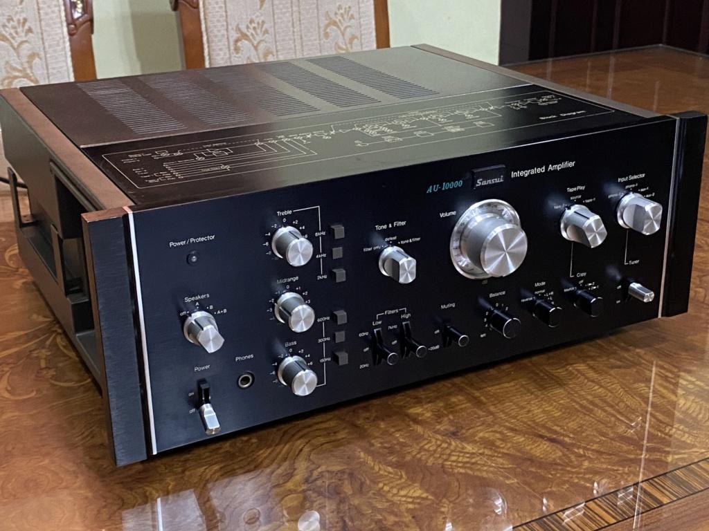 Sansui Au-10000 integrated amplifier   Ae88b210