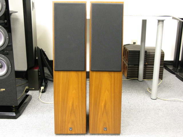 High end Royd Abbot speakers Rare  MADE in UK Aroyd10
