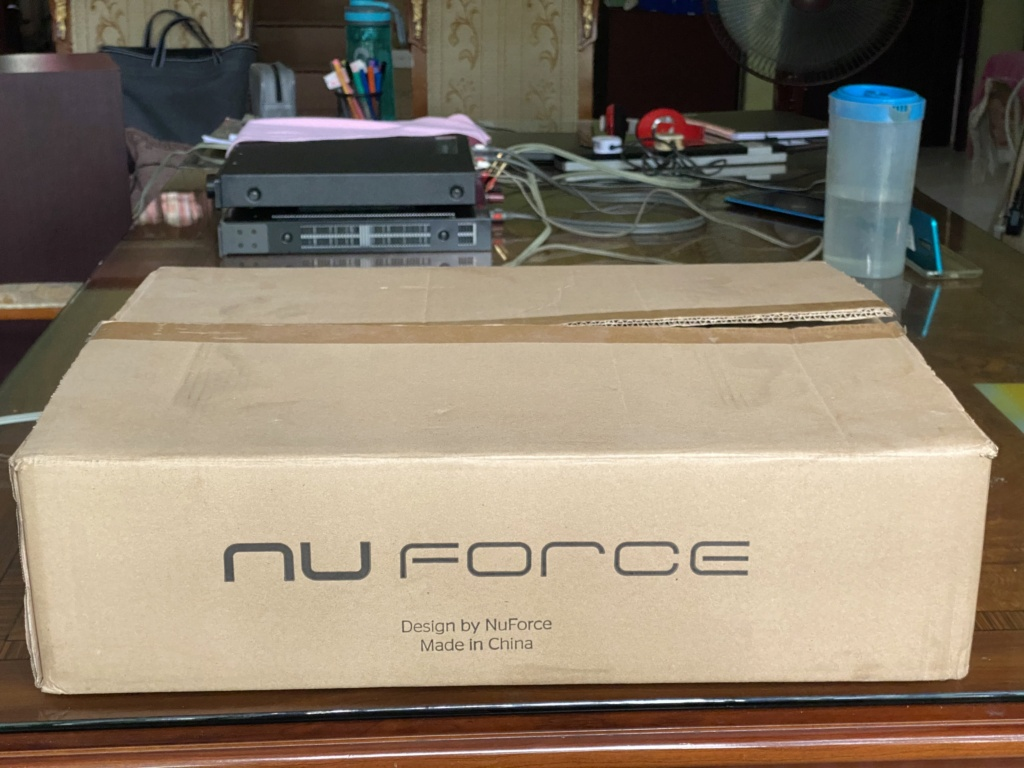 NU force avp 18 HDMI  digital AV  processor B1222f10