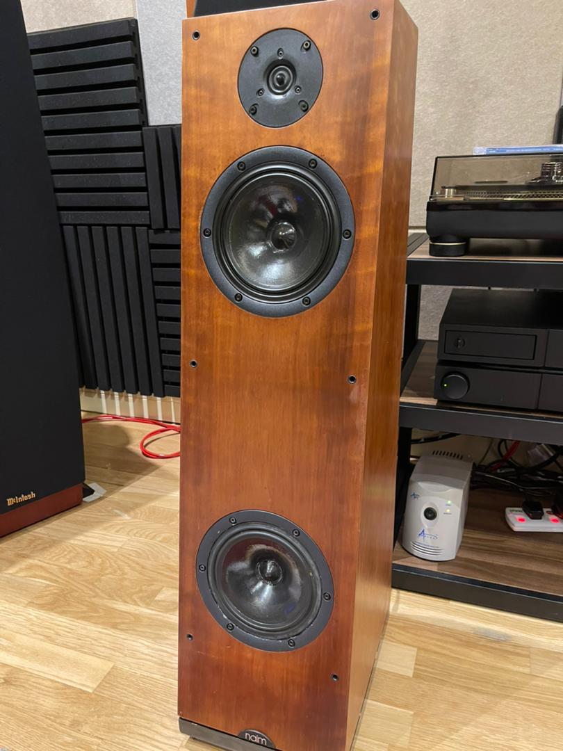 Naim ARIVA speakers mint condition  B5730610