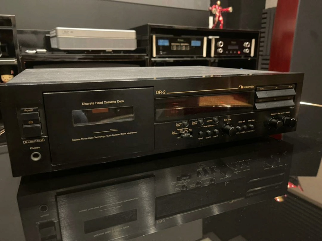 Nakamichi DR-2 Three head cassette deck( Mint) B58be610