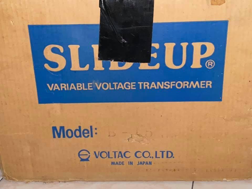 Hi end slip up  voltage adjustable  step up/ down transformer  B7e65510