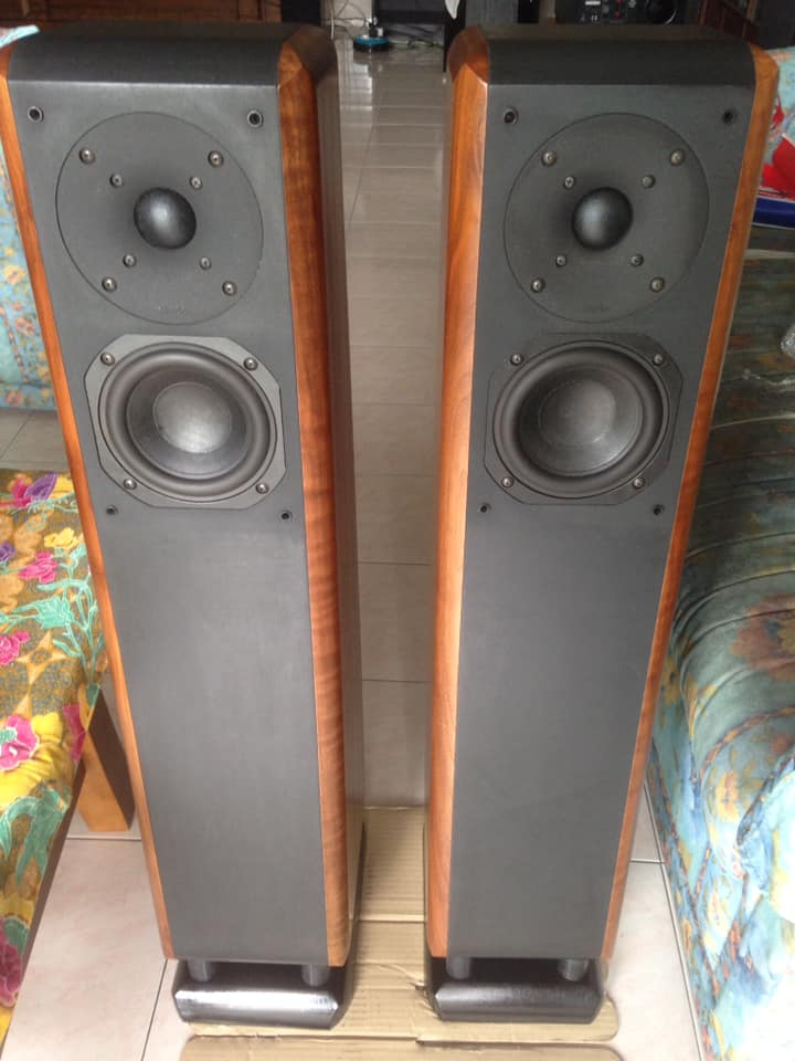 Chario constellation CYGNUS speakers (MINT) C111