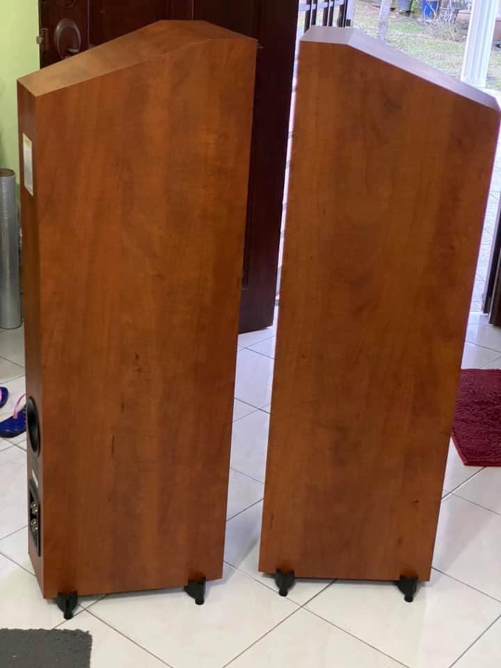 JBL Studio 580 F/S Speakers(MINT) C31ea610