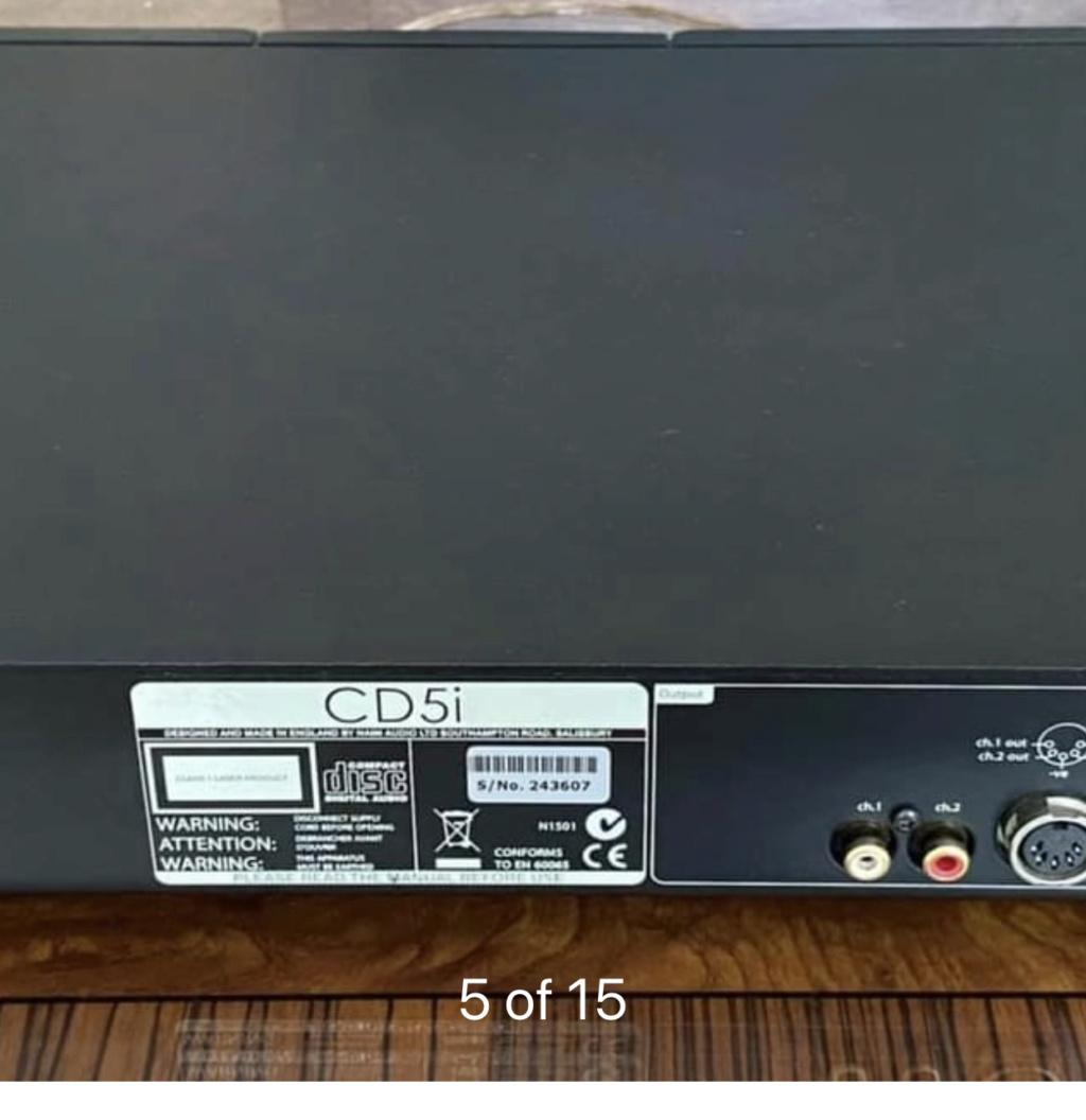 Naim pre power Cdp & flatcap C6d58b10