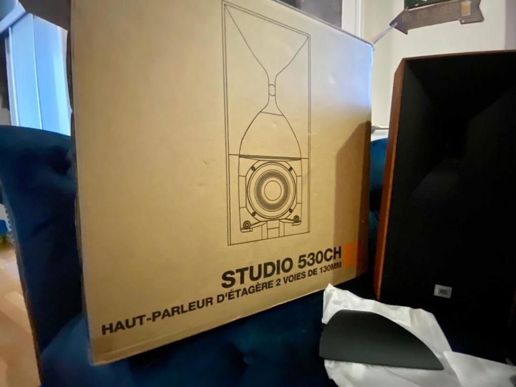 JBL studio 530 w/Box C6f30410
