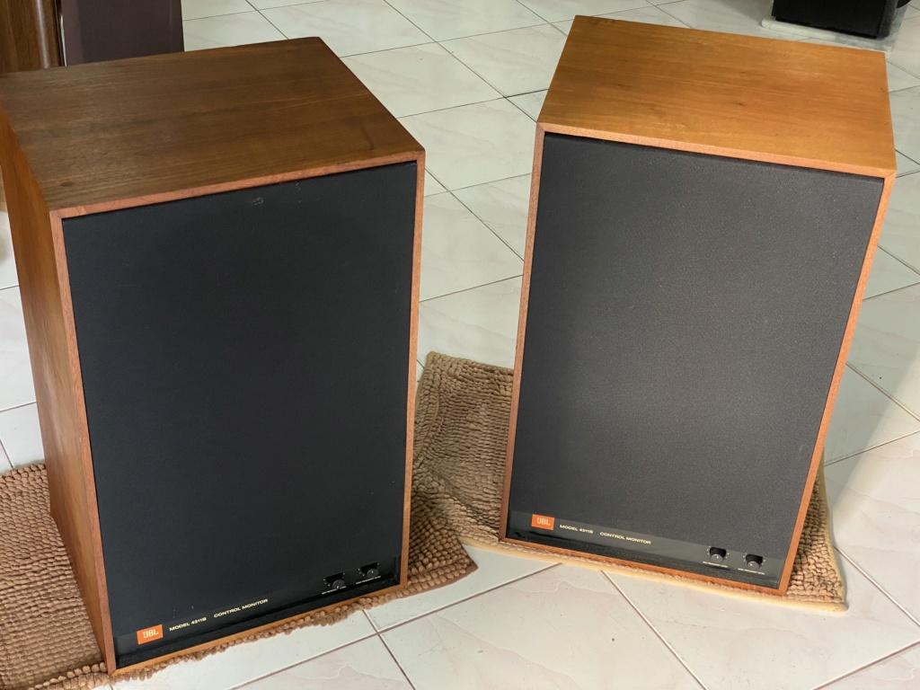 JBL 4311B vintage speakers  Cbbd8b10