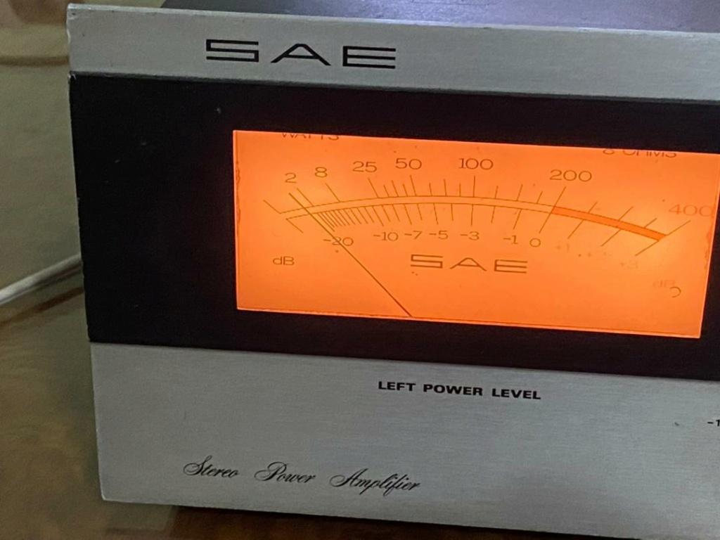 SAE mark iii CM Poweranp 200wats E77db310
