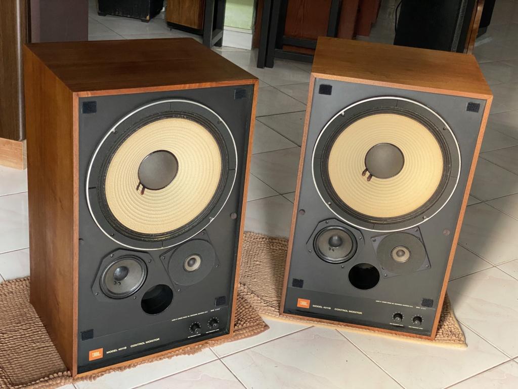 JBL 4311B vintage speakers  E88c5a10