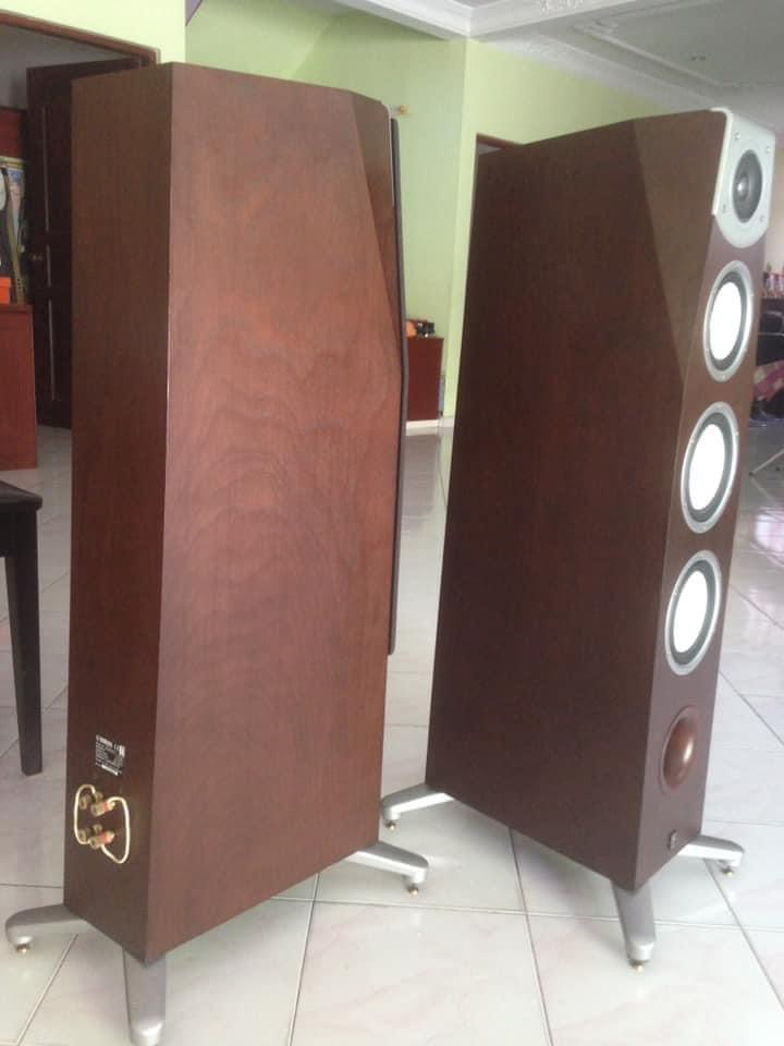 Yamaha soavo-1 tower speakers Mint  Faa13310