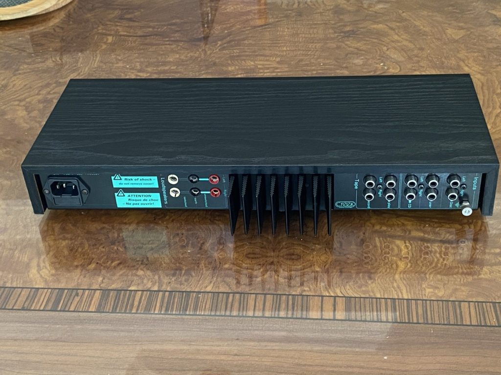 Creek 4040 S3 integrated Amplifier SOLD Fe633f10