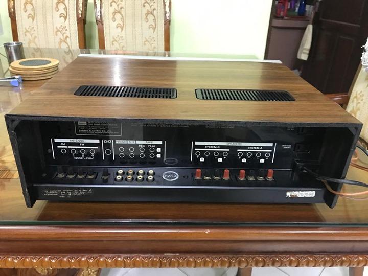 Sansui G-3500 AM/FM Stereo Receiver (sold) G211