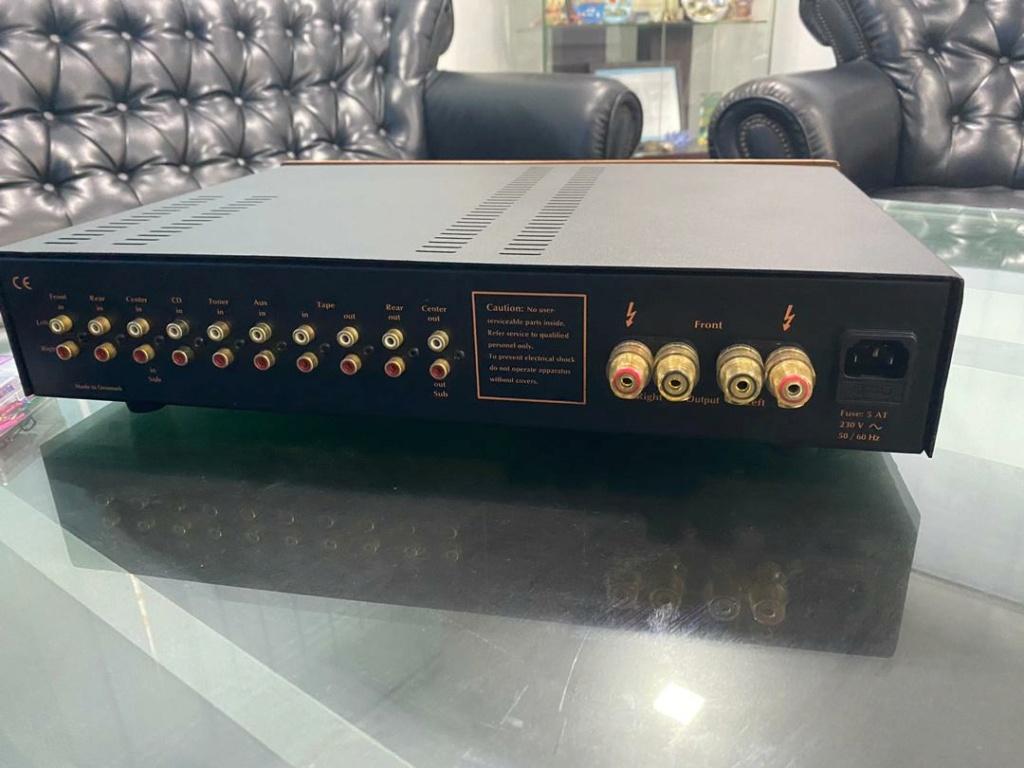 Holfi integra 8S integrated amplifier SOLD H211