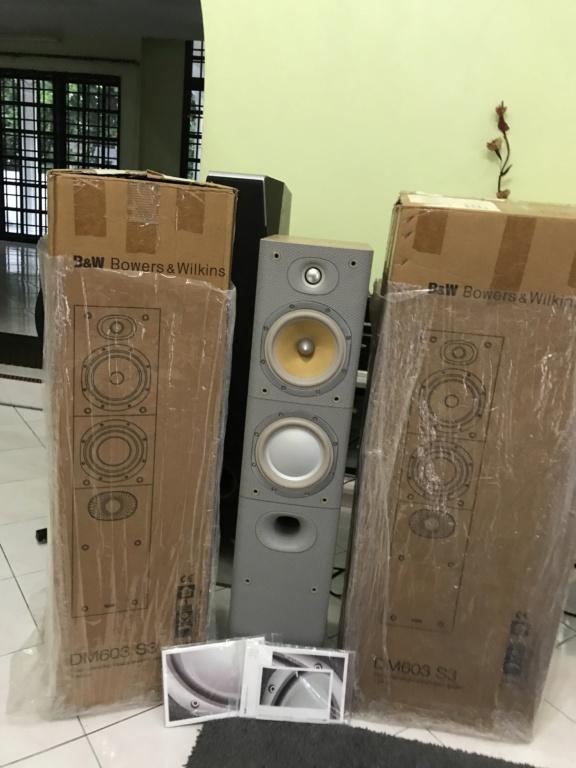 B&W DM603 S3 with BOX Img_0110