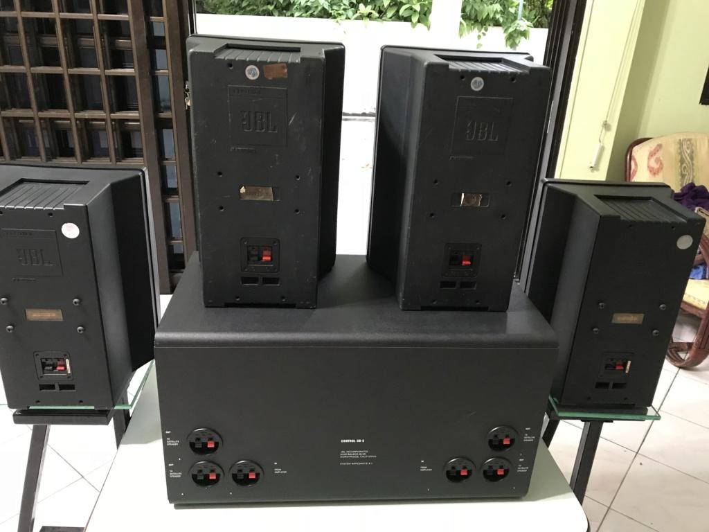 JBL SUB Control SB-5 n 2 pairs Control 5(vintage) Img_0315