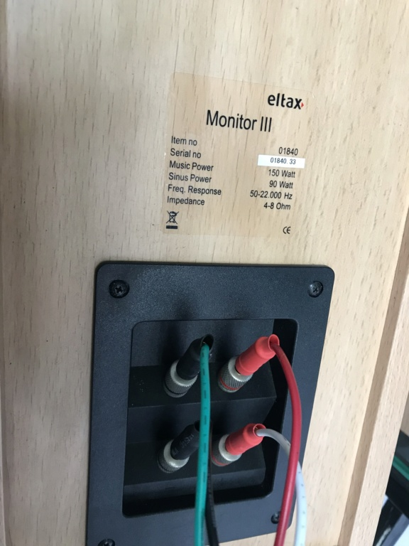 Eltax MONITOR III speakers(SOLD) Img_0319
