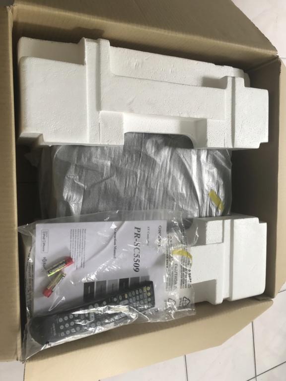 ONKYO PR-SC5509  3D 4K  Network Pre N Pro(SOLD) Img_0411