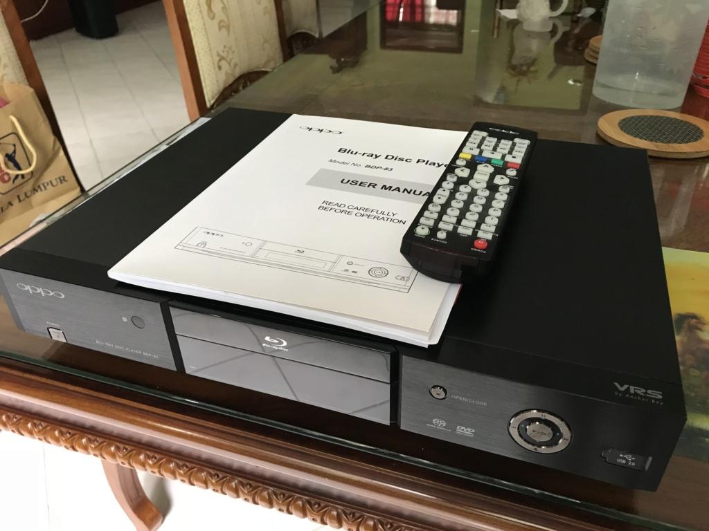 Oppo BDP-83 Blu-Ray SACD CD Player (mint) Img_0518
