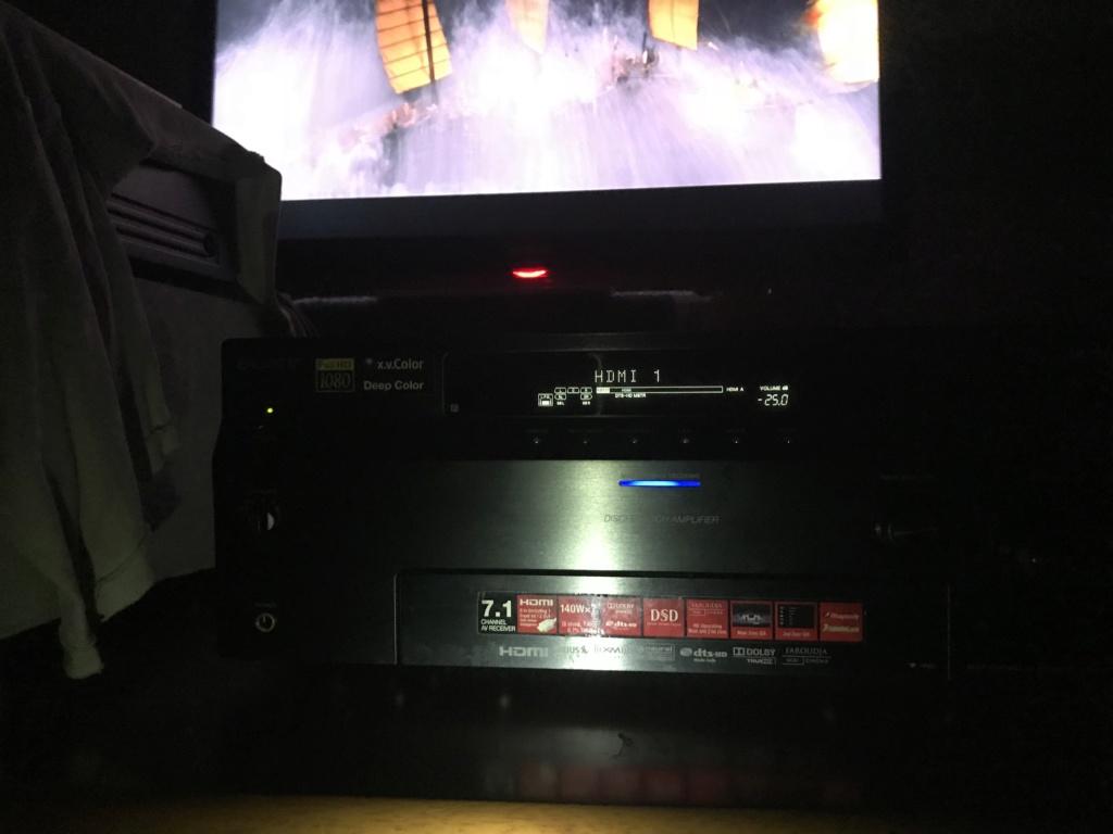 Sony STR-DA6400ES flagship HDMI AV receiver(mint)  Img_0713