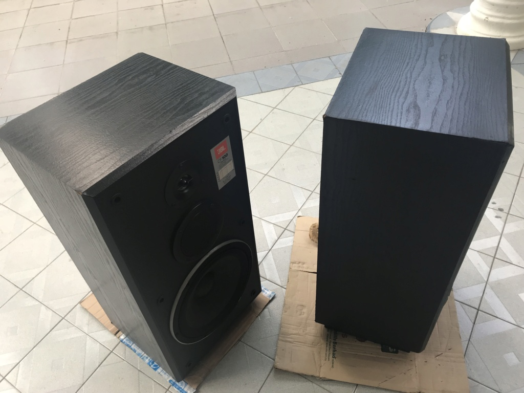 "JBL CF100 Speaker 3 way 10"" woofer( SOLD) Img_1715"